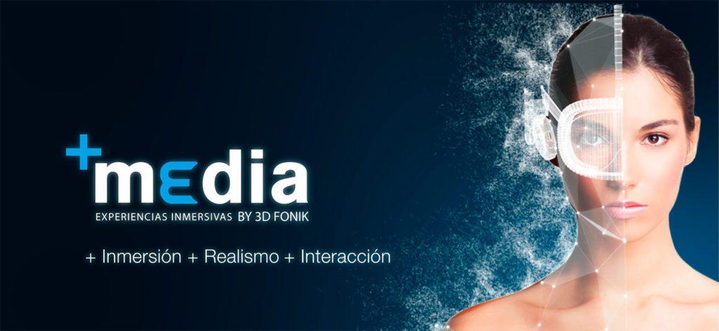 Realidad virtual, aumentada y sonido 3D